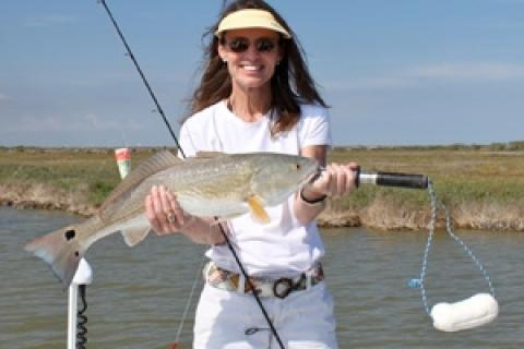 News & Tips: Redfish Experience at Redfish Lodge in Rockport, Texas...