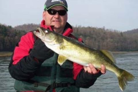 News & Tips: River Walleyes in Transition