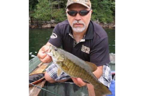 News & Tips: How a Wooly Bugger Became a Surprise Smallmouth Bass Magnet...