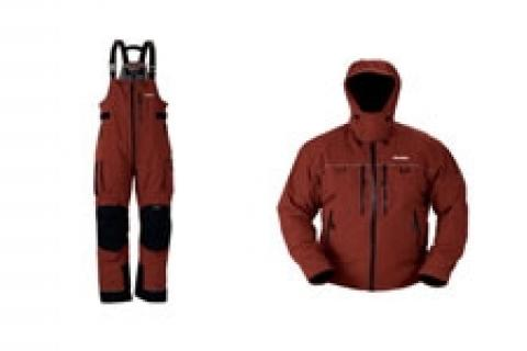 News & Tips: Product Review: Frabill Stormsuit