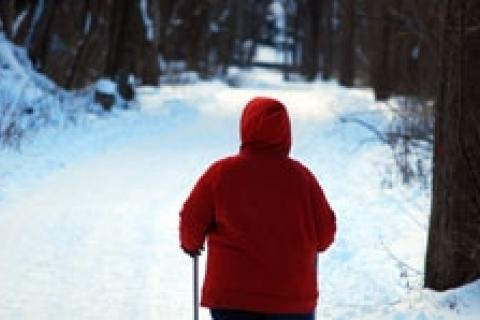 News & Tips: Five Keys to Safe Winter Hiking