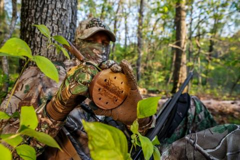 News & Tips: Keep Your Turkey Calls Simple, Gobbler Hunters (video)...