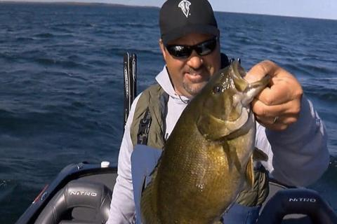 Mark Zona: photo credit Zona's Awesome Fishing Show...