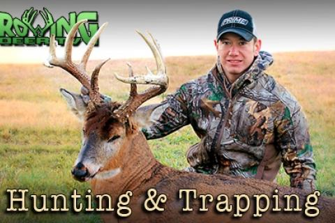 News & Tips: Predator Trapping & The Bell Ringer Buck, Kansas Rifle Season 2014 (video)...