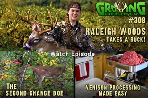 News & Tips: 2015 Bow Hunts: Buck Down! Doe Down! Meat for the Freezer! (video)...