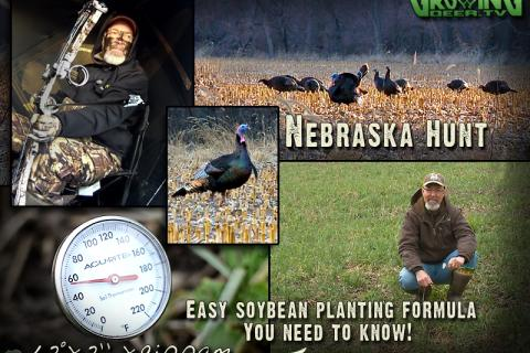 News & Tips: Bow Hunting: Nebraska Early Season Turkey Hunt...