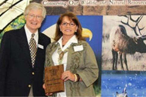 News & Tips: First Lady of Hunting Named Conservation Communicator of the Year...
