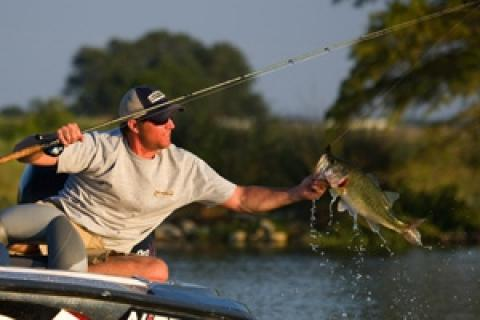 News & Tips: 6 Little Known Methods for Fishing Bass...