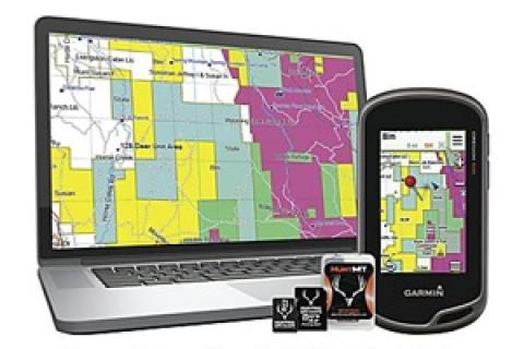 News & Tips: Product Review: Hunting Premium Maps for Garmin GPS Units...
