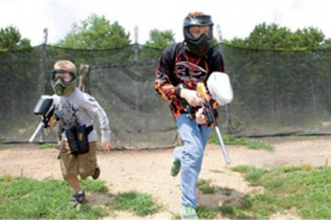 News & Tips: Paintball Beginner's Guide