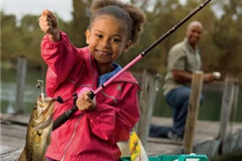 News & Tips: Do You Know These 5 Keep it Simple Tips for Taking Kids Fishing?...