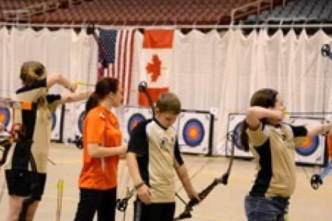 News & Tips: Kentucky Students Dominate 2013 Archery Championships...