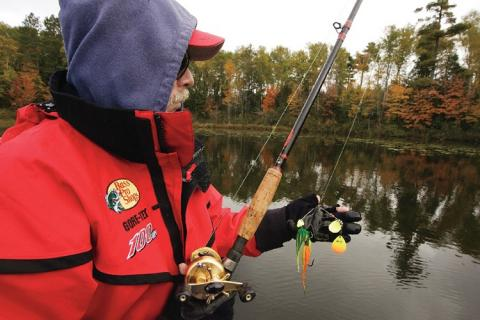 News & Tips: Tips for Fishing Fall and Winter Southern Muskie...