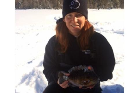 News & Tips: Flies and Ice Fishing