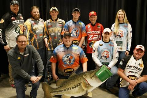 News & Tips: High School & College Fishing Featured on Bass Pro Shops Outdoor World Radio...