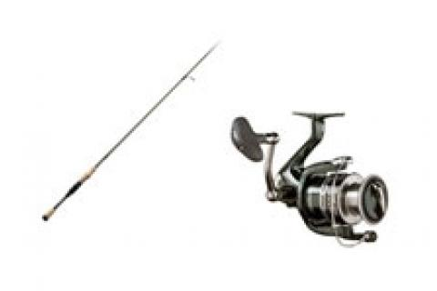 News & Tips: Product Review: St. Croix Eyecon Rod/Shimano Symetre Reel Spinning Combo...