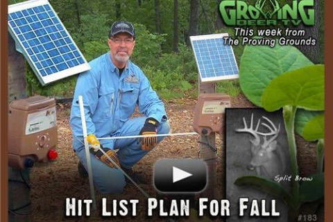 News & Tips: Spring Food Plot Strategies for Targeting Big Whitetails...