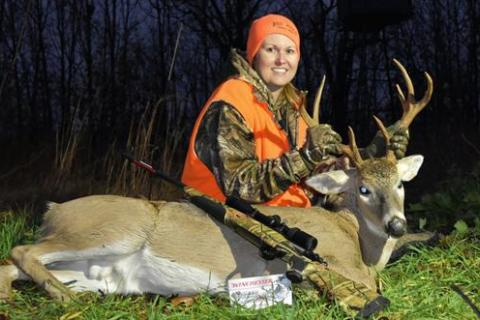 News & Tips: Deer Hunting Excitement: Tagging An Oklahoma Buck! (video)...