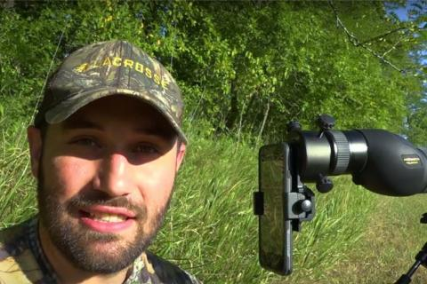 News & Tips: Deer Hunting: Scouting Bucks and Grunt Calling (video)...