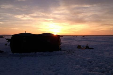 News & Tips: Get Your Ice Fishing Tip-Ups Ready To Rock...