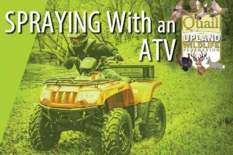 News & Tips: Spraying With an ATV: Get Results With These 5 Steps...