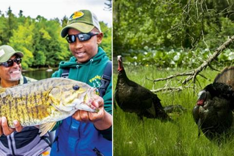 News & Tips: Oklahoma Smallmouth and Alabama Turkeys on Bass Pro Shops Outdoor World Radio...