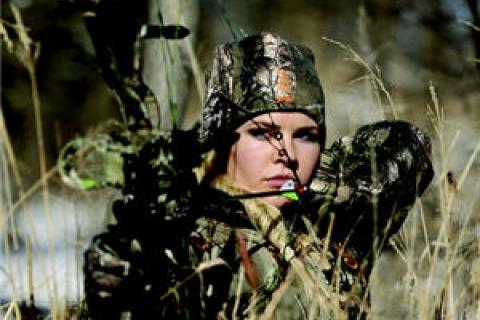News & Tips: Theresa Vail: Soldier, Beauty Queen, Bowhunter...