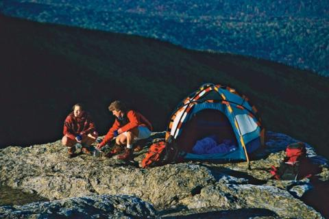 News & Tips: Five Amazing Camping Destinations