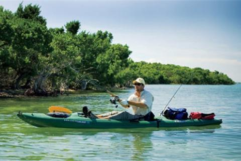 News & Tips: Ditch the Motor: 7 Reasons Why You Should Go Kayak Fishing...