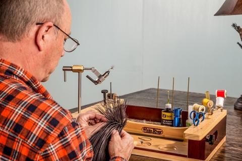 News & Tips: Fly Tying with Biots