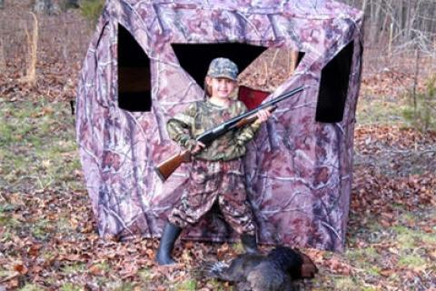 News & Tips: Tips for Introducing Kids to Turkey Hunting...