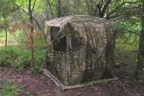 News & Tips: Black Out Hub Hunting Blind - Tested & Approved!...