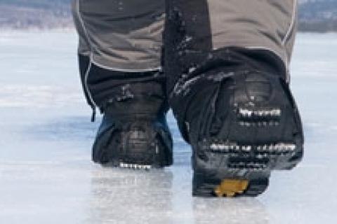 News & Tips: Put Boots to the Ice for More Fish