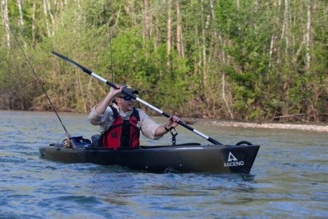 News & Tips: Three Places to do Fall River Fishing Out of a Kayak (video)...