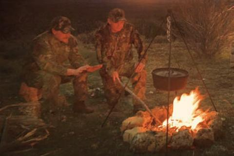 News & Tips: How to Build a Safe Campfire (video)