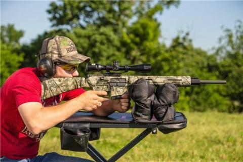 News & Tips: How to Sight-In a Rifle
