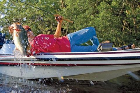 News & Tips: Josh Bertrand's Carolina-Rigging Tricks for Finicky Largemouth Bass...