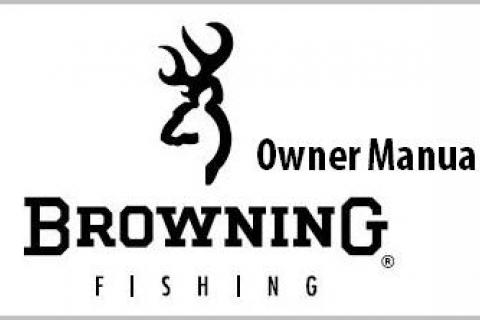News & Tips: Owner Manual Library - Browning Aggressor Fishing Reels...