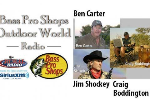 News & Tips: Hunting Celebrity Dads & Daughters Featured on Bass Pro Shops Outdoor World Radio...