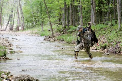 News & Tips: Don't Give Up on Spring Gobblers - It's Not Too Late to Tag That Turkey!...