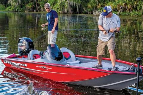 News & Tips: Bass Boat Buying Guide