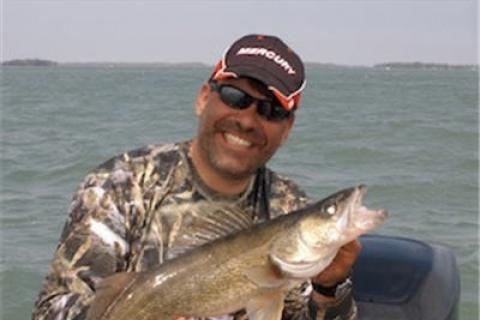 News & Tips: Watch the Weather to Predict a Better Walleye Bite...