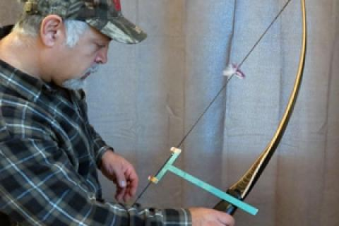 News & Tips: Traditional Archery: Bows Need Tune-Ups Too...