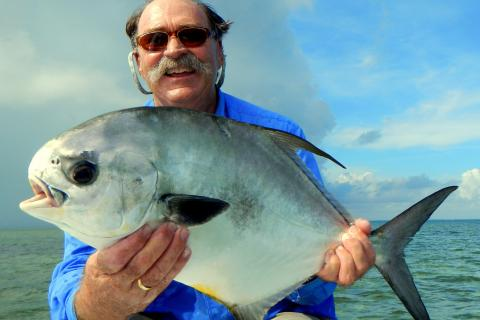 News & Tips: 4 Great Tips for Atlantic Permit Fishing...