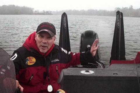 News & Tips: Use a Drift Paddle to Position Your Boat Over the Right Fishing Spot (video)...