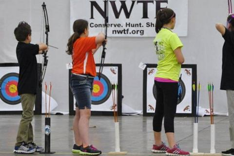News & Tips: Archery in Schools Featured on Bass Pro Shops Outdoor World Radio...
