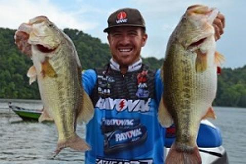 Wheeler Leads at BASSfest Elite by Wheeler Leads at BASSfest Elite...