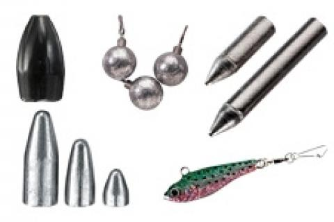News & Tips: Fishing Weights Buyer's Guide
