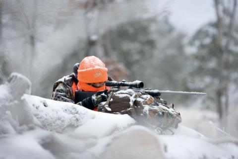 News & Tips: How to Stay Warm Hunting in Extreme Temperatures (video)...