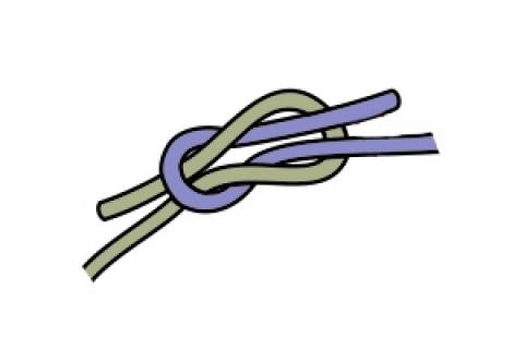 News & Tips: Rope Knot Library: How to Tie a Square Rope Knot...